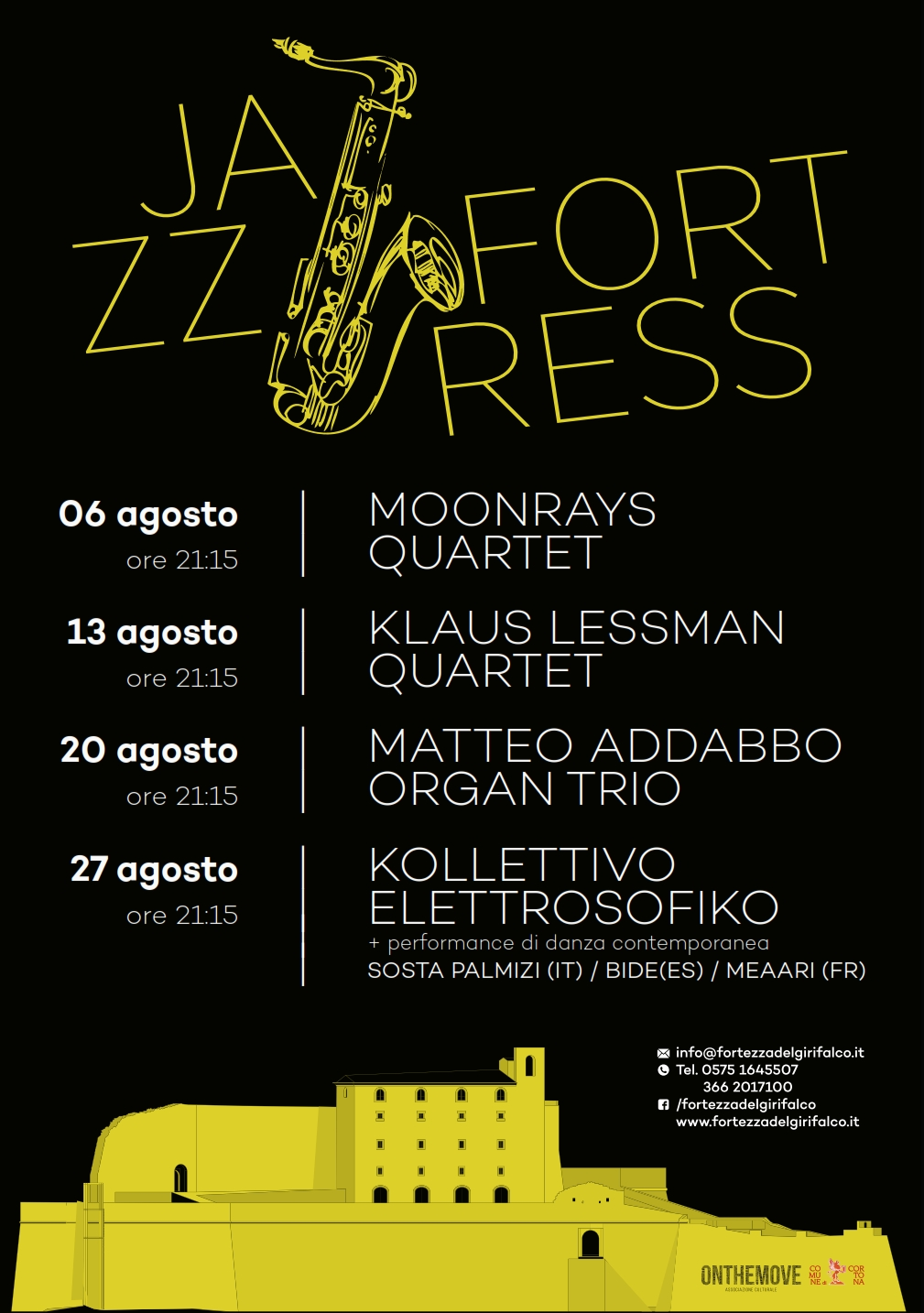 JAZZ @ FORTRESS