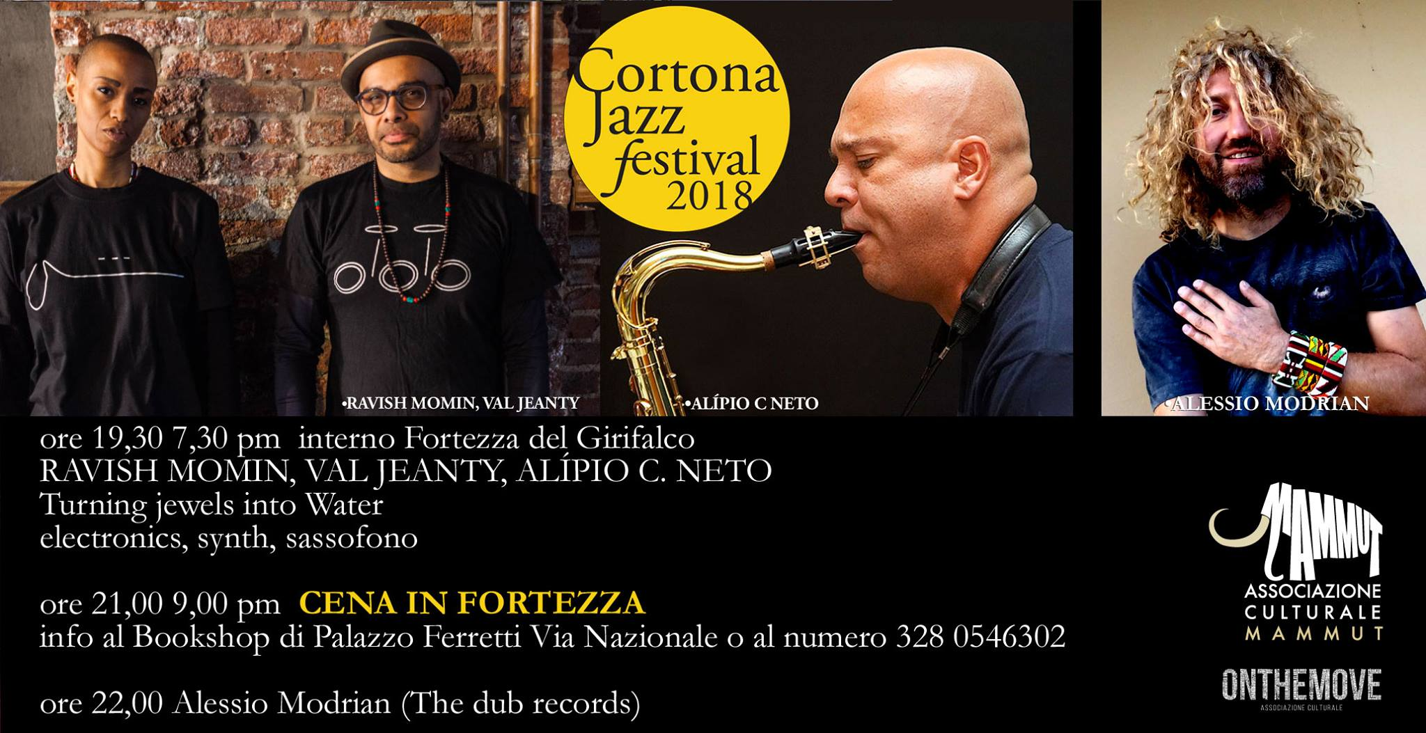 Serata in Fortezza: Jazz, Food, Soun